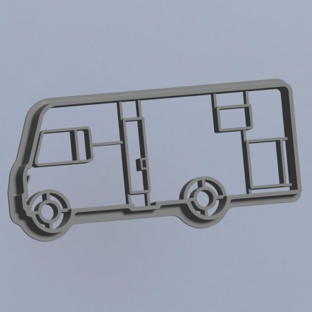 Motorhome integrated