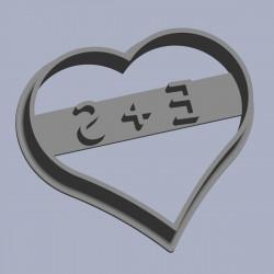 Heart - E & S