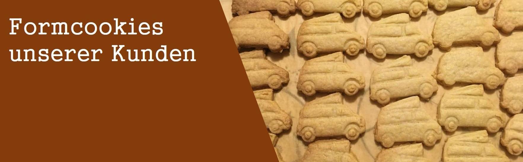 Formcookies unserer Kunden